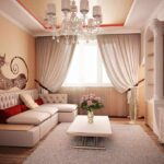 мебель для маленькой гостиной идеи виды