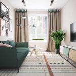 мебель для маленькой гостиной обзор