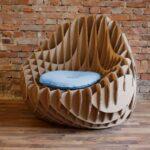 мебель из картона фото дизайн