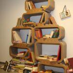 мебель из картона фото дизайна