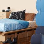 мебель из картона декор