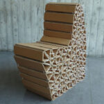 мебель из картона декор фото