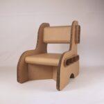 мебель из картона виды дизайна