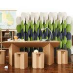 мебель из картона интерьер