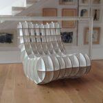мебель из картона оформление идеи