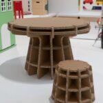 мебель из картона варианты