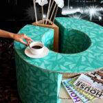 мебель из картона идеи
