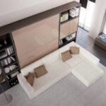 мебель трансформер для малогабаритной квартиры идеи интерьера