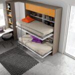 мебель трансформер для малогабаритной квартиры фото оформление