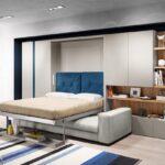 мебель трансформер для малогабаритной квартиры идеи оформление