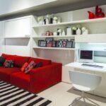 мебель трансформер для малогабаритной квартиры варианты идеи