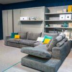мебель трансформер для малогабаритной квартиры виды фото