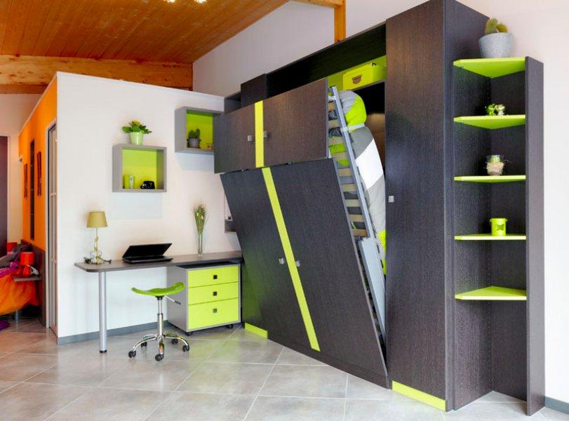 мебель трансформер фото дизайна
