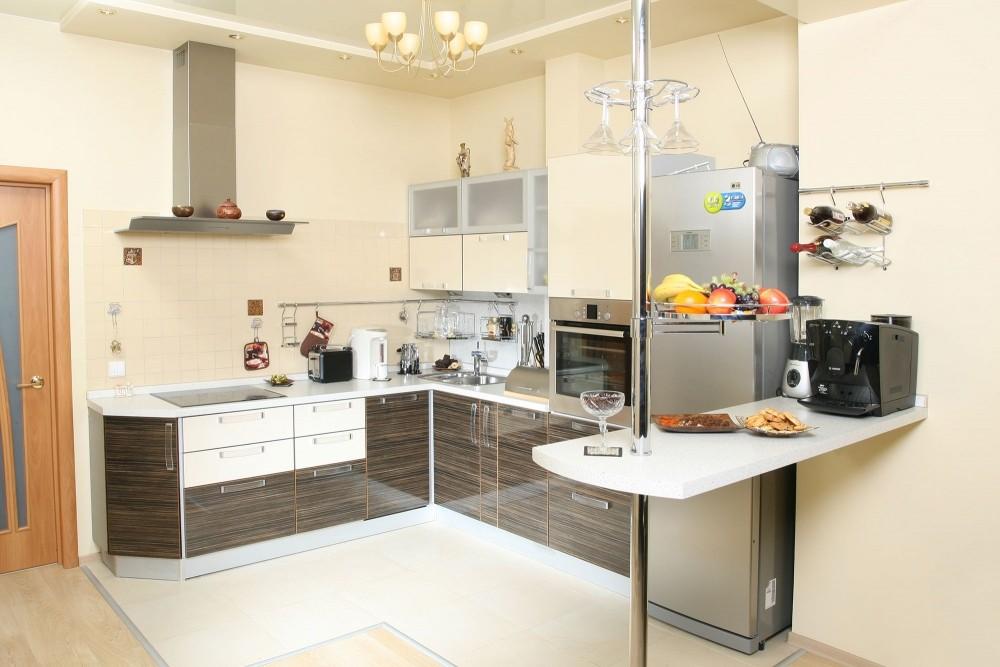 минусы гарнитура в кухню-студию