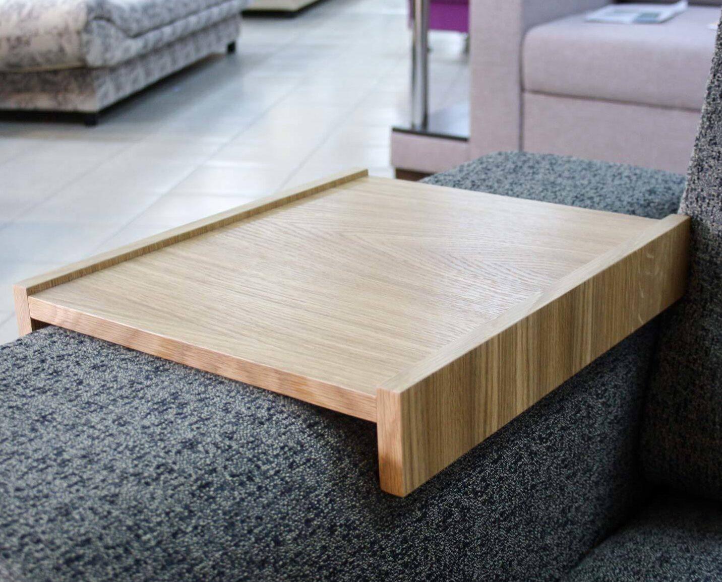 накладка на подлокотник дивана дизайн