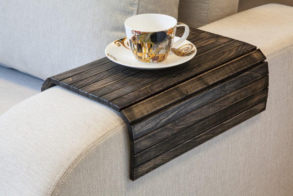 накладка на подлокотник дивана дизайн фото