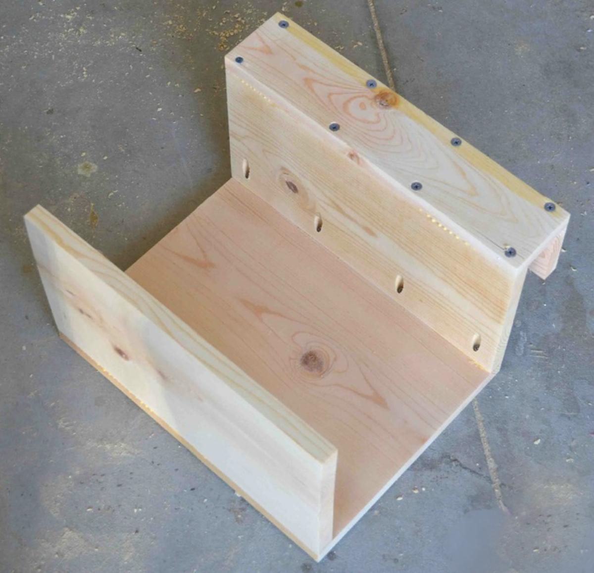 накладка на подлокотник дивана своими руками