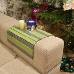 накладки на диванные подлокотники декор фото