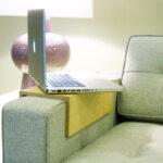 накладки на диванные подлокотники оформление фото