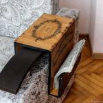 накладки на диванные подлокотники дизайн
