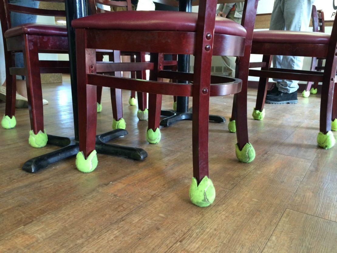 накладки на ножки стульев дизайн фото