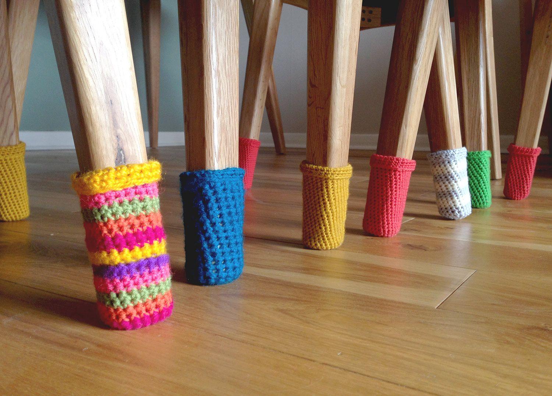 накладки на ножки стульев дизайн