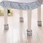 накладки на ножки стульев идеи фото