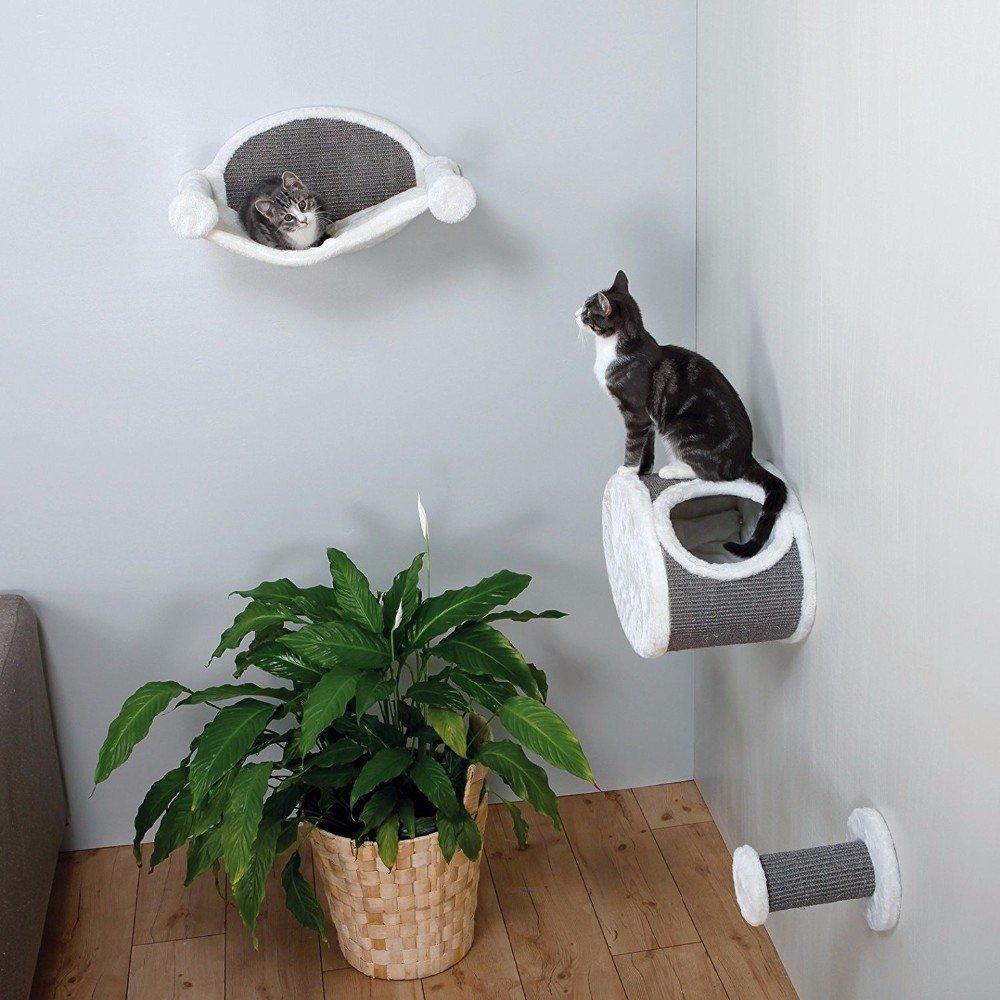 настенные полки для кошек фото
