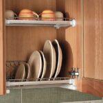 навесной шкаф для посуды