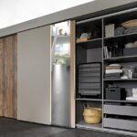 навесные двери для шкафа купе идеи декор