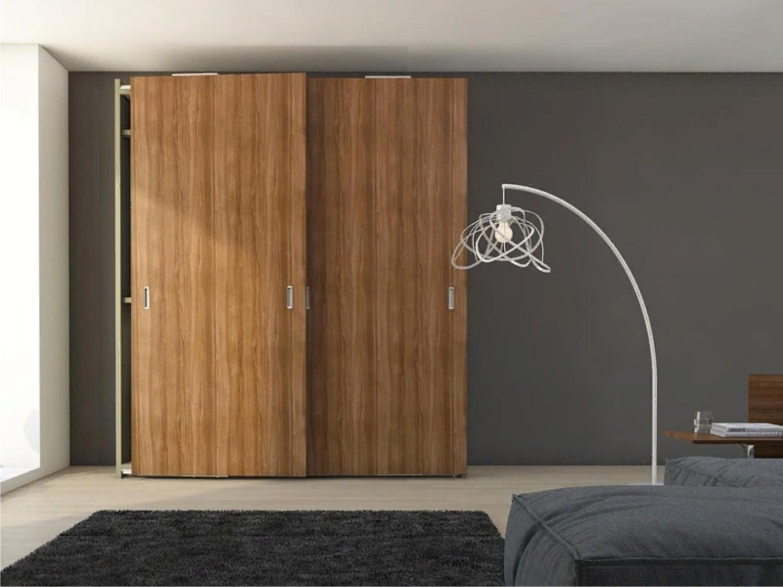 навесные двери на шкаф купе фото