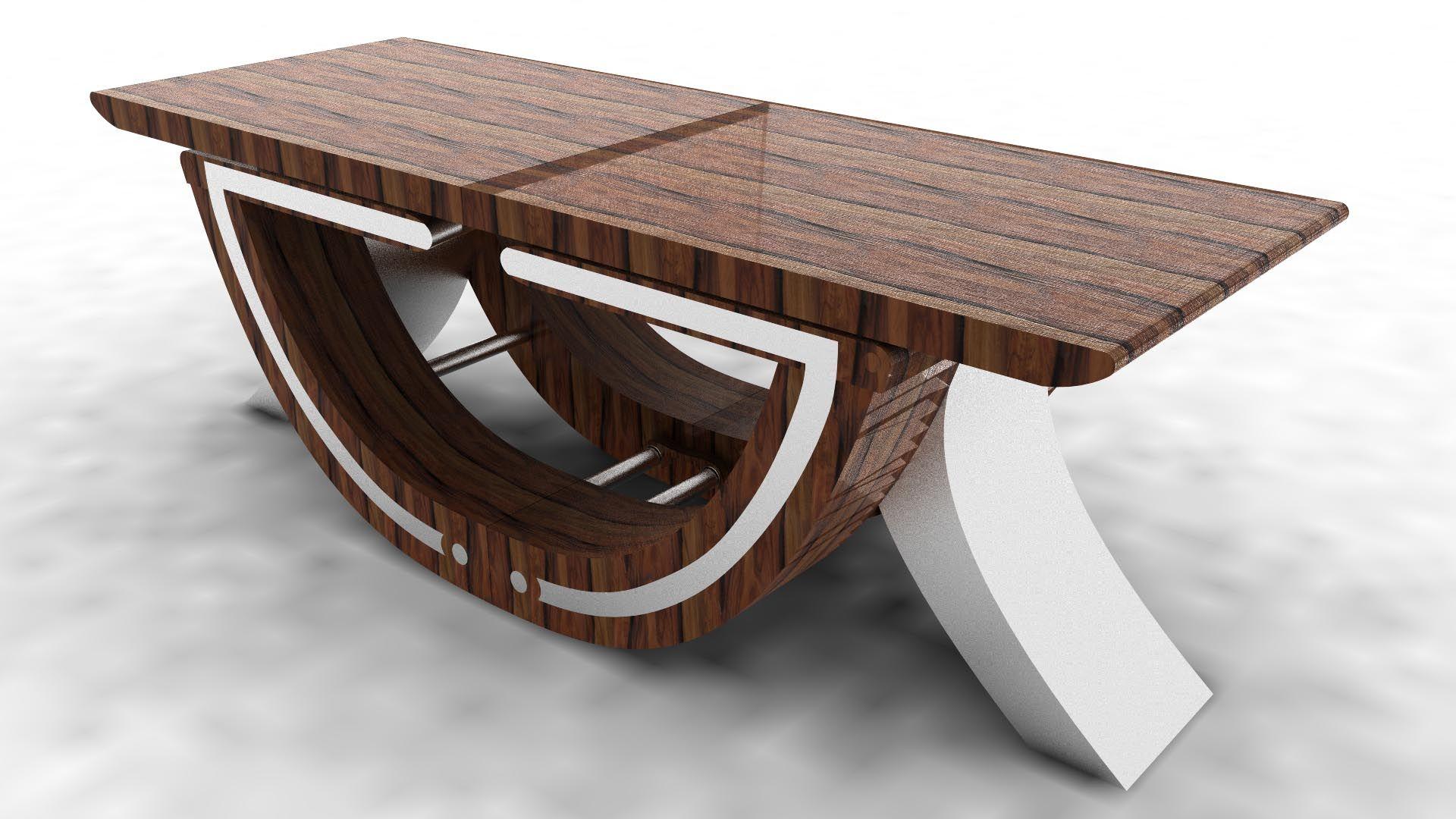 праздничный стол-трансформер