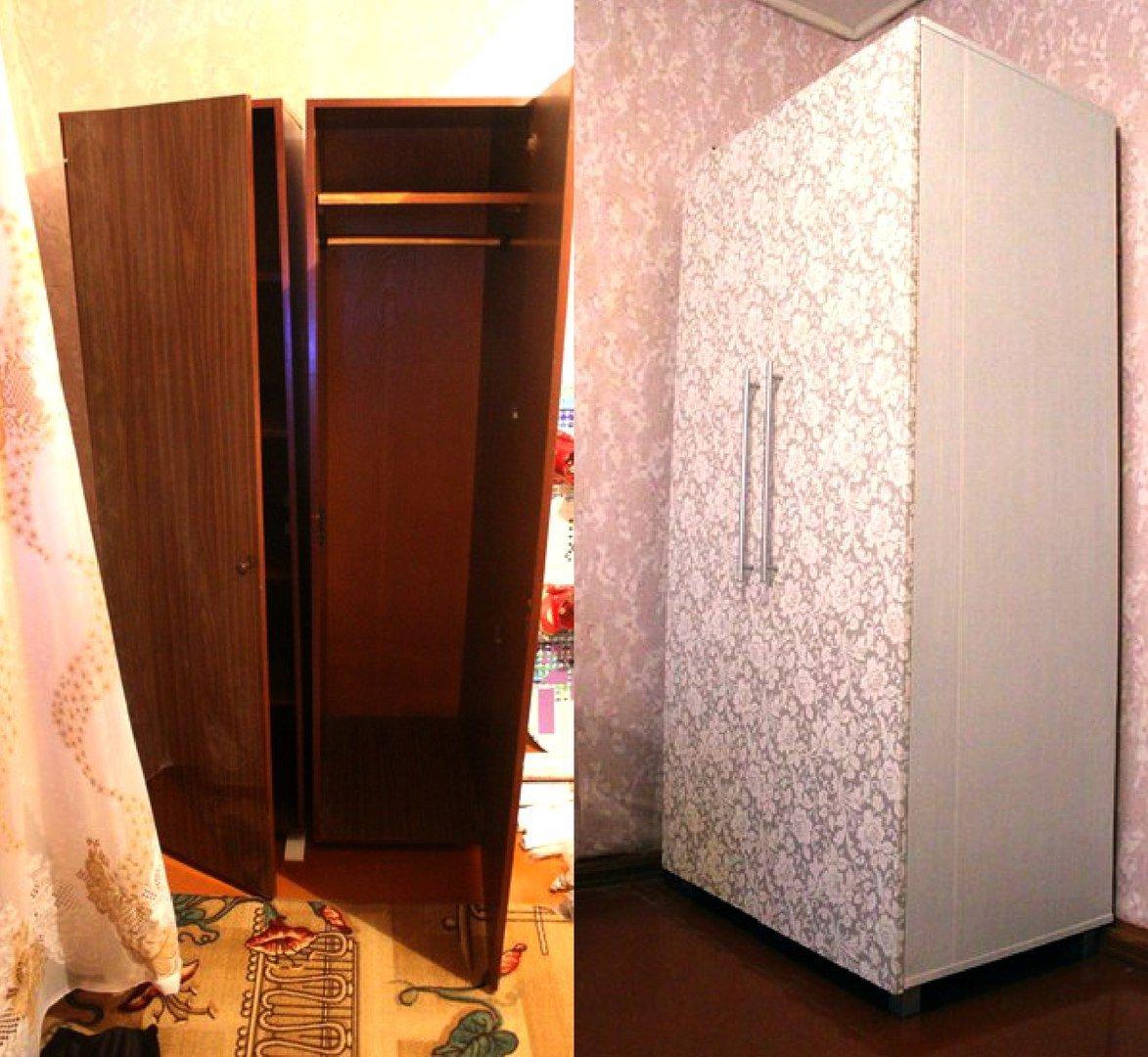 видит переделываем старый шкаф своими руками фото называют настоящим чудом