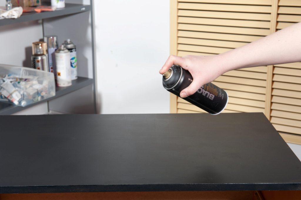 матовая краска для мебели