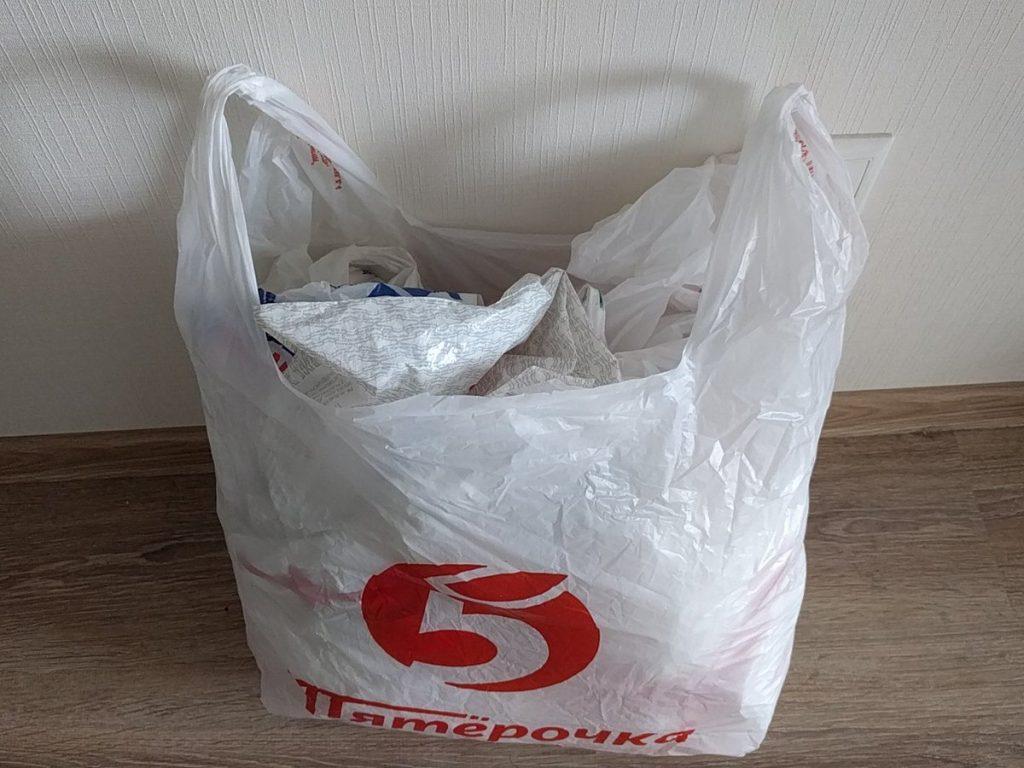 пакет с пакетами