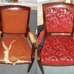 реставрация стульев фото идеи