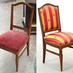 реставрация стульев идеи