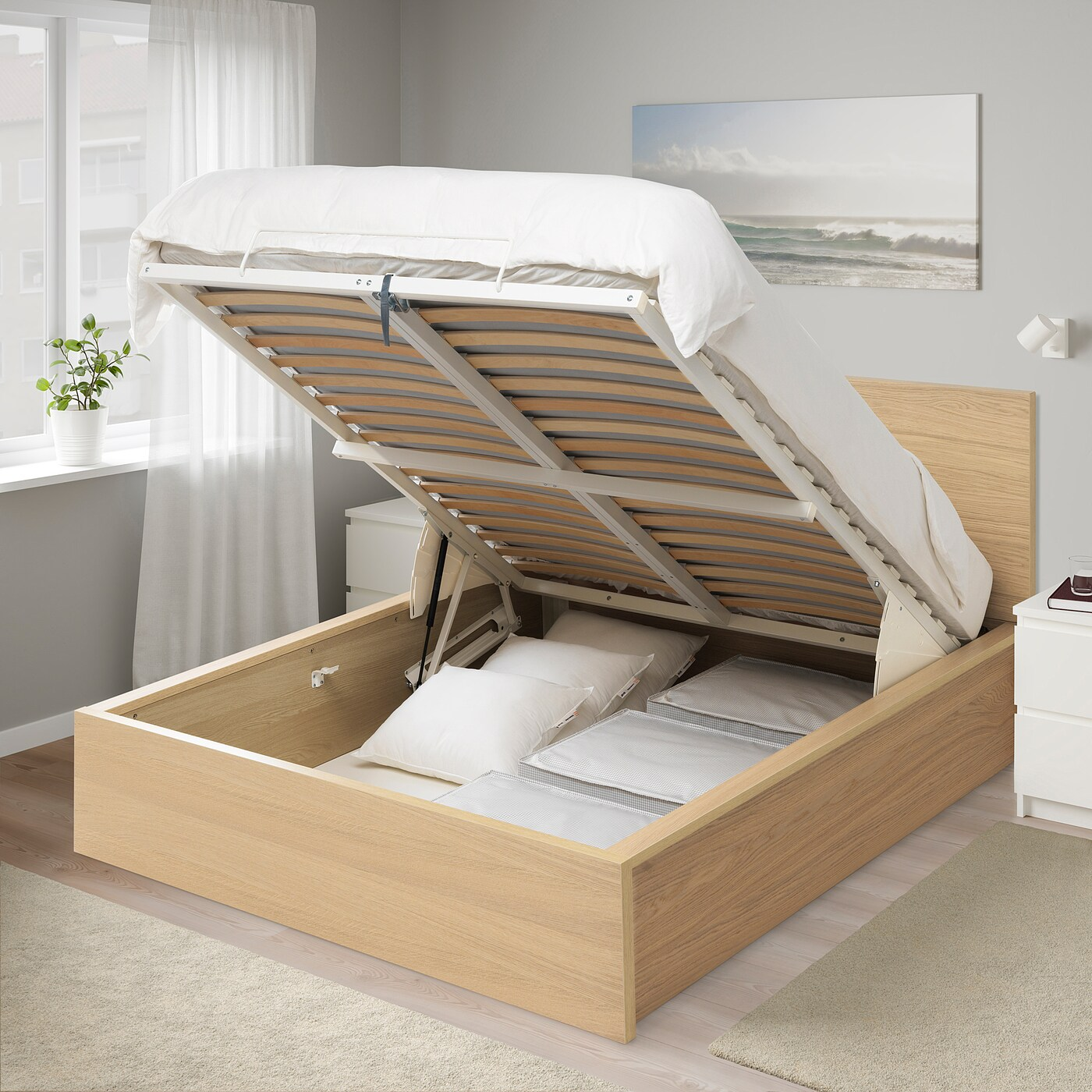 подъемный механизм в кроватях