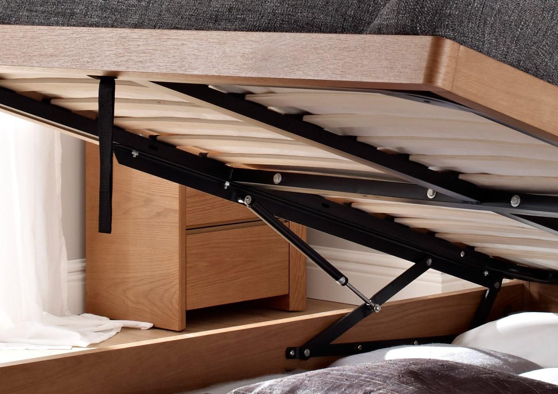 выбор кровати с подъемником