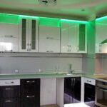 светодиодная лента зеленая