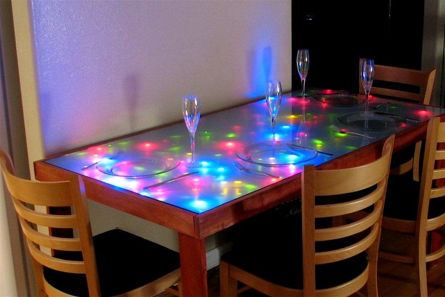 подсветка светового стола