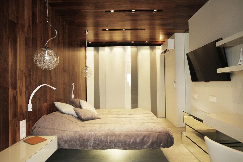 подвесная кровать идеи декор