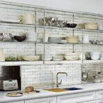 полка в кухне