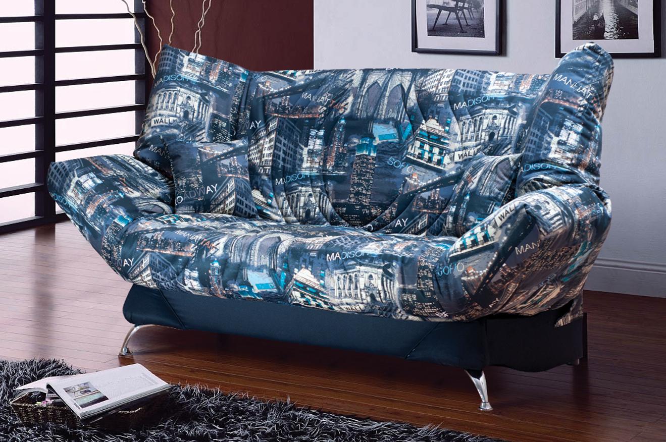 применения дивана клик-кляк