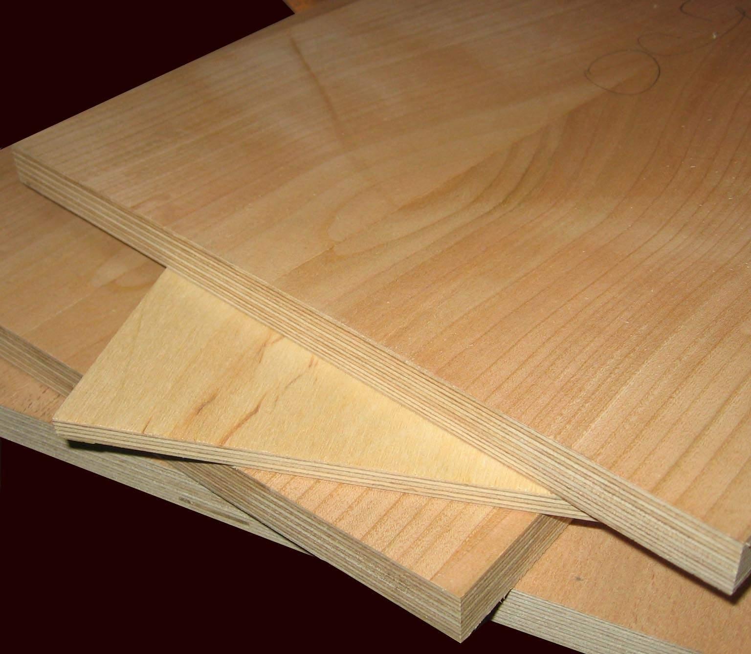 древесину