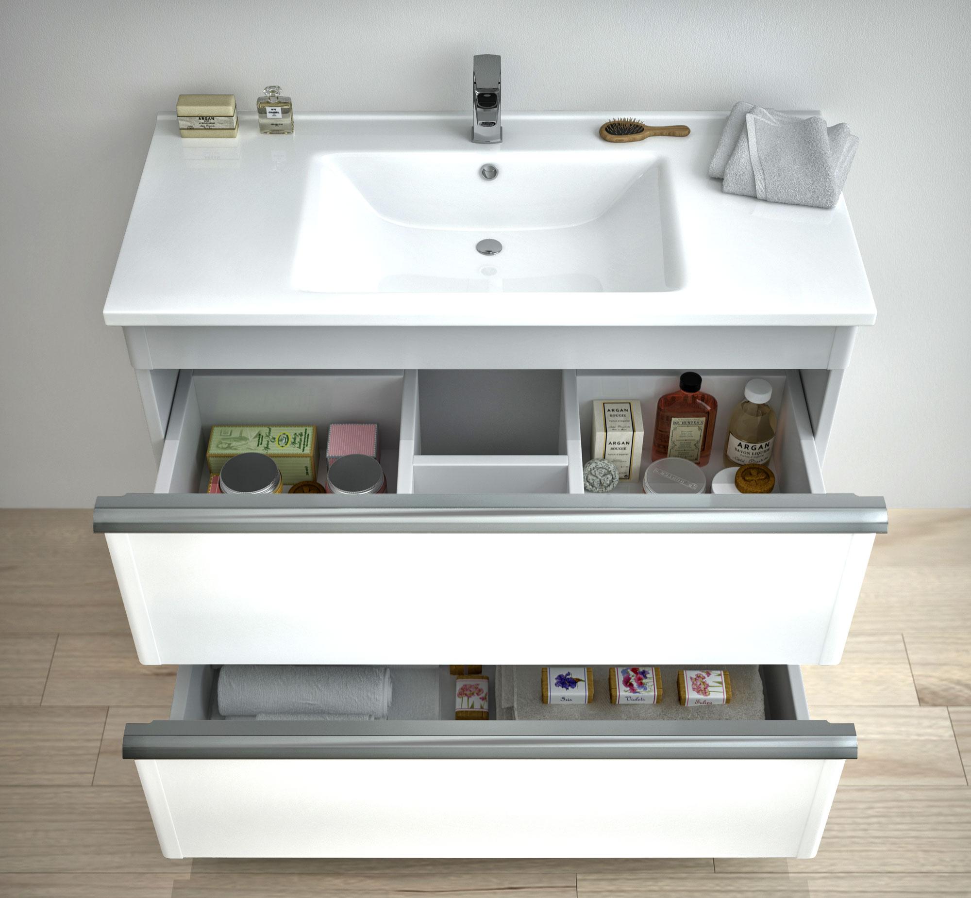 раковина с тумбой в ванной идеи дизайн