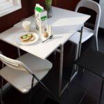раскладной стол а кухне