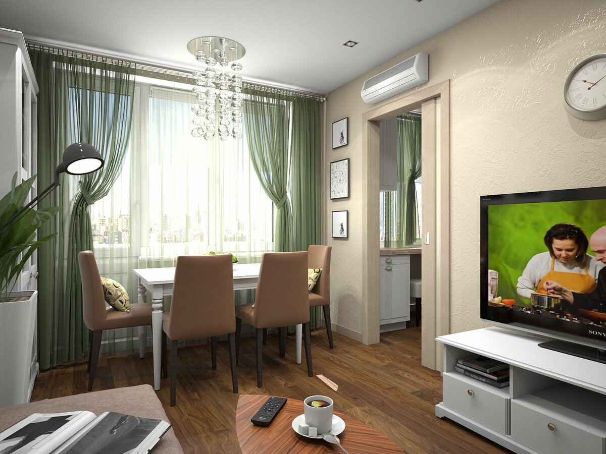 Дизайн хрущевки квартиры в картинках