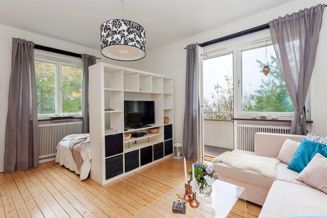 выбор стиля для помещения