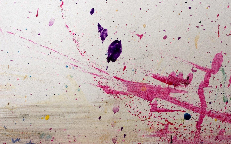 разбрызгивание краски